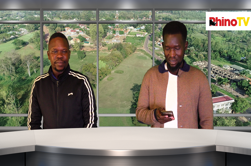 OTELUL VEGAS & KIMNAZZ on Rhino TV for BOOM-SPORTS. Conferring the topics of local, international and transfers in the Sports world.