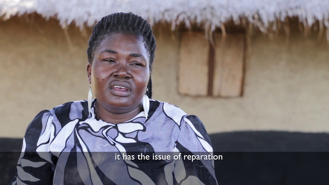 ESA Woman- The untold Stories of victims and survivors of conflicts in Northen Uganda