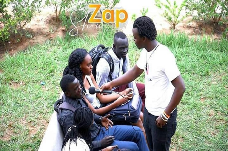 The ZAP SHOW- Episode 5- An Interesting journey to Muni University, Arua